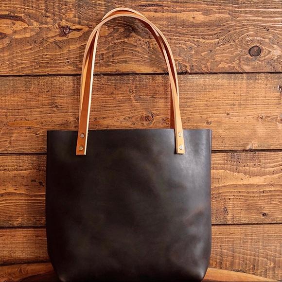Portland Leather Goods Bags   Portland Leather Tote Small   Poshmark 5ecd006211